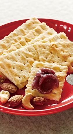 クリームチーズのスプレッド